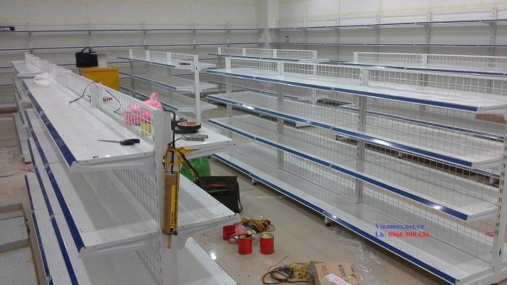 kệ siêu thị, Giá kệ siêu thị cao 1200