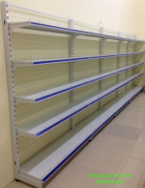kệ siêu thị, Giá siêu thị đơn, bộ nối tiếp KT:900*390*1800
