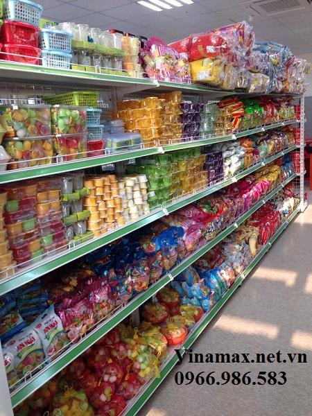 kệ siêu thị, Kệ siêu thị để thạch, đồ ngọt