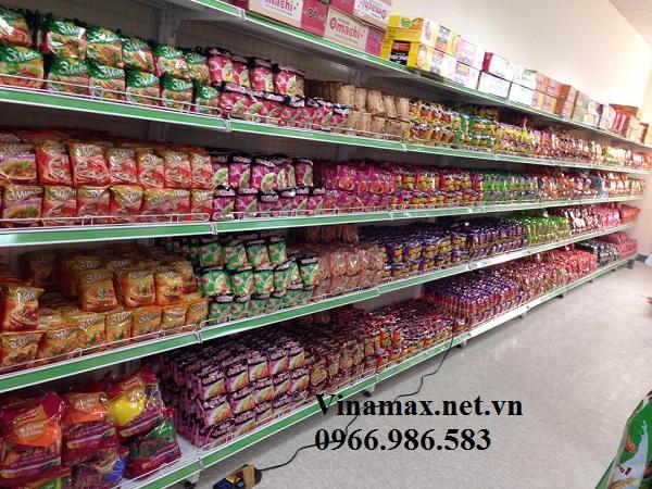 kệ siêu thị, giá siêu thị, kệ để hàng trong siêu thị, kệ bán hàng