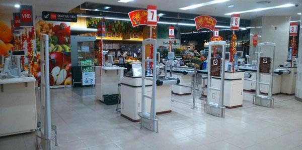 Cổng từ an ninh giá rẻ tại Hà Nội
